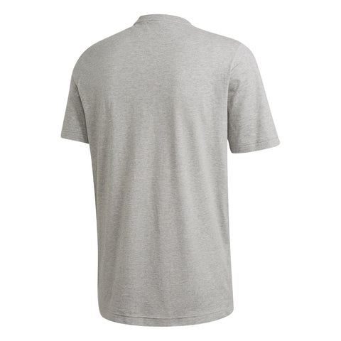 ADIDAS MEN'S MUST HAVES BADGE OF SPORT GREY TEE