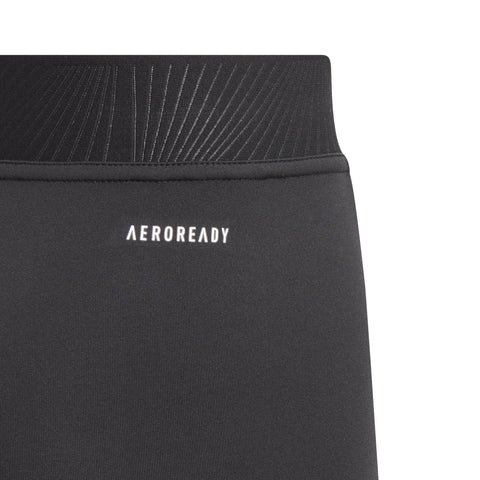 ADIDAS JUNIOR UP2MV AEROREADY BLACK TIGHTS
