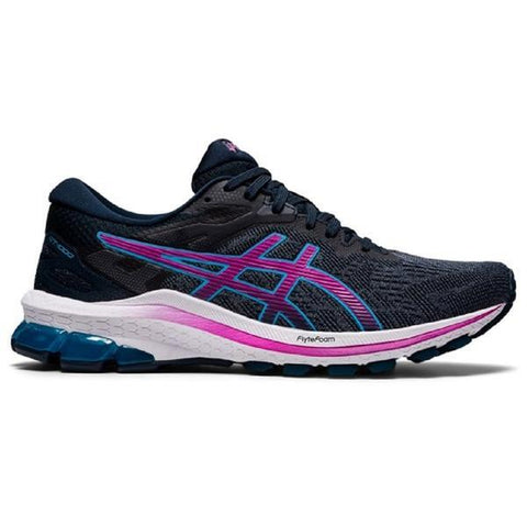ASICS WOMEN'S RUNNING GT 1000 10 PURPLE SHOES