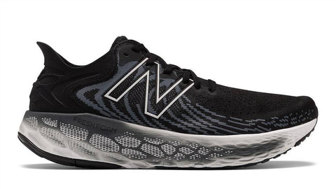 NEW BALANCE MEN'S FRESH FOAM 1080V11 BLACK RUNNING SHOES