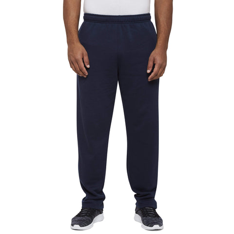 MEN'S ALASKA GREY ELASTIC LEG TRACKPANTS