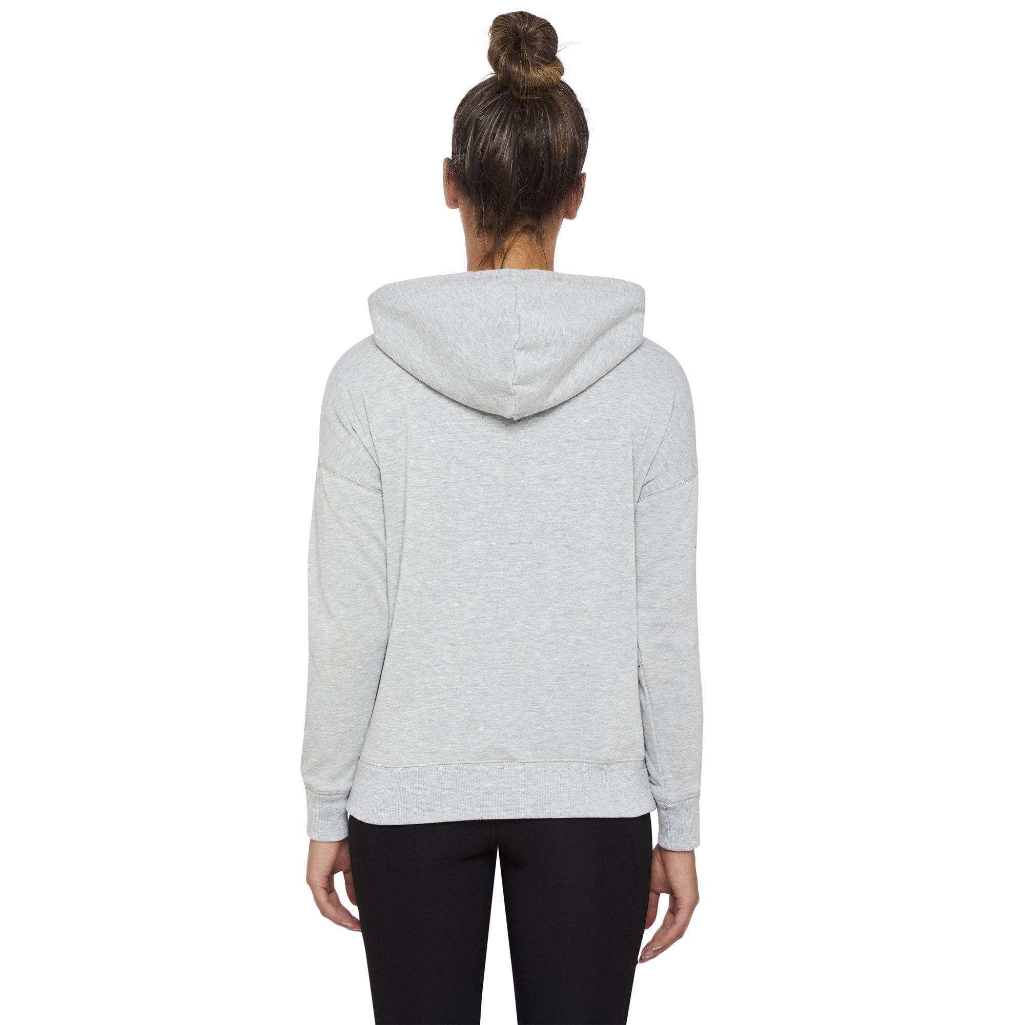 INSPORT ATHLETIC APPAREL WOMEN'S HELENA GREY HOODIE