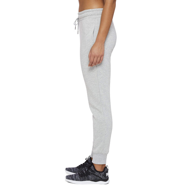 INSPORT ATHLETIC APPAREL WOMEN'S CHLOE SLIM FIT GREY TRACKPANTS