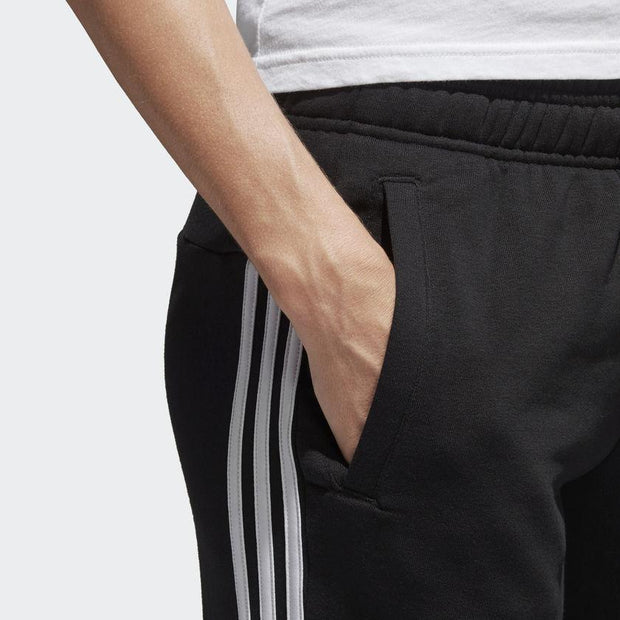 ADIDAS WOMEN ATHLETICS WOMEN'S ESSENTIALS 3-STRIPES BLACK PANTS - INSPORT