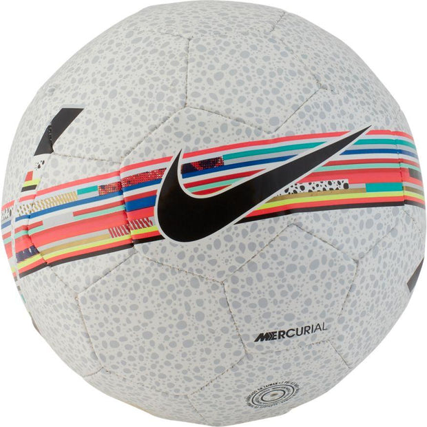 MINI NIKE MERCURIAL SKILLS WHITE SOCCER BALL SIZE 1