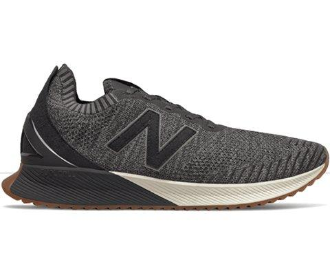 NEW BALANCE MEN'S FUEL CELL ECHO GREY/BLACK SHOES