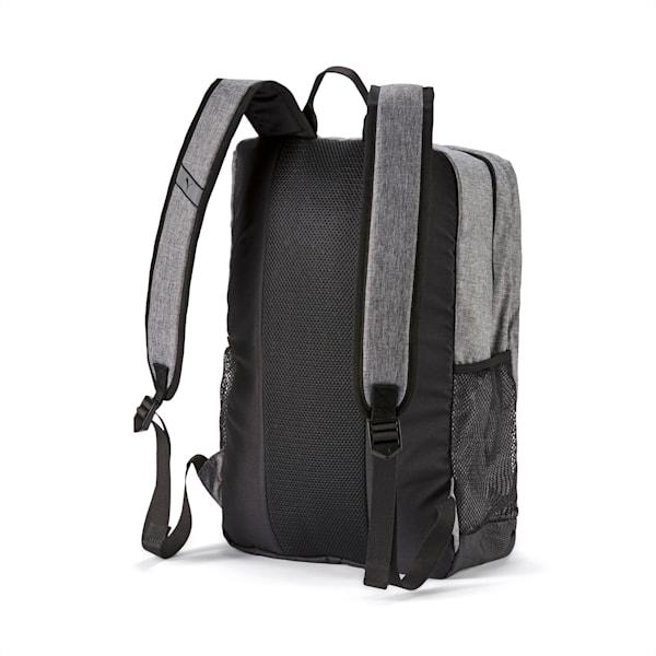 PUMA SQUARE GREY BACKPACK