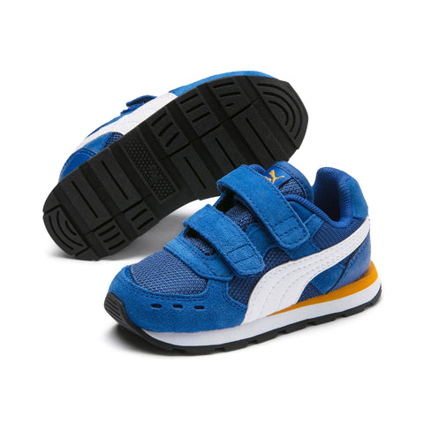 PUMA INFANT'S VISTA BLUE SHOES