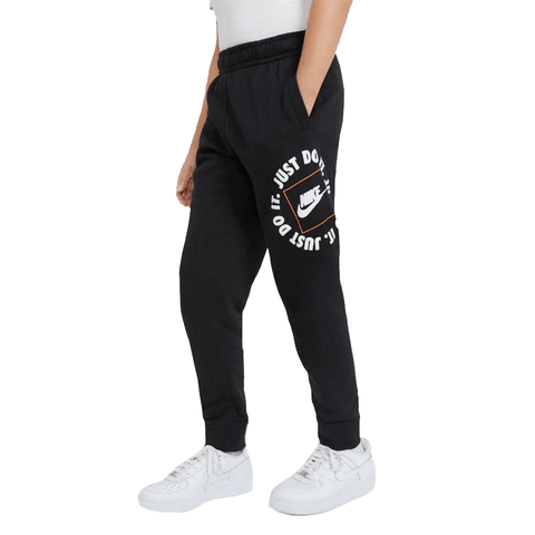 NIKE JUNIOR SPORTSWEAR JDI BLACK PANTS