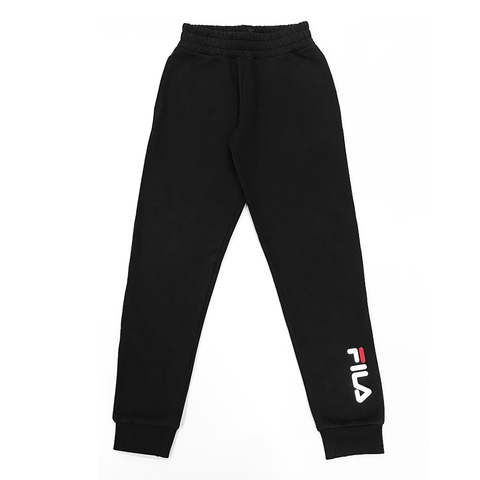 FILA WOMEN'S ALMA BLACK TRACKPANTS