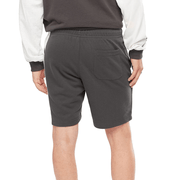 CHAMPION MEN'S FOR THE TEAM BLACK SHORTS