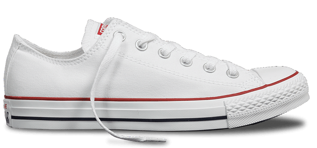 c256e3a4b8dbd9 CONVERSE CHUCK TAYLOR ALL STAR LOW TOP WHITE UNISEX SHOE – INSPORT