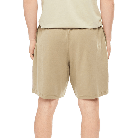 CHAMPION MEN'S SCRIPT JERSEY OLIVE GREEN SHORT