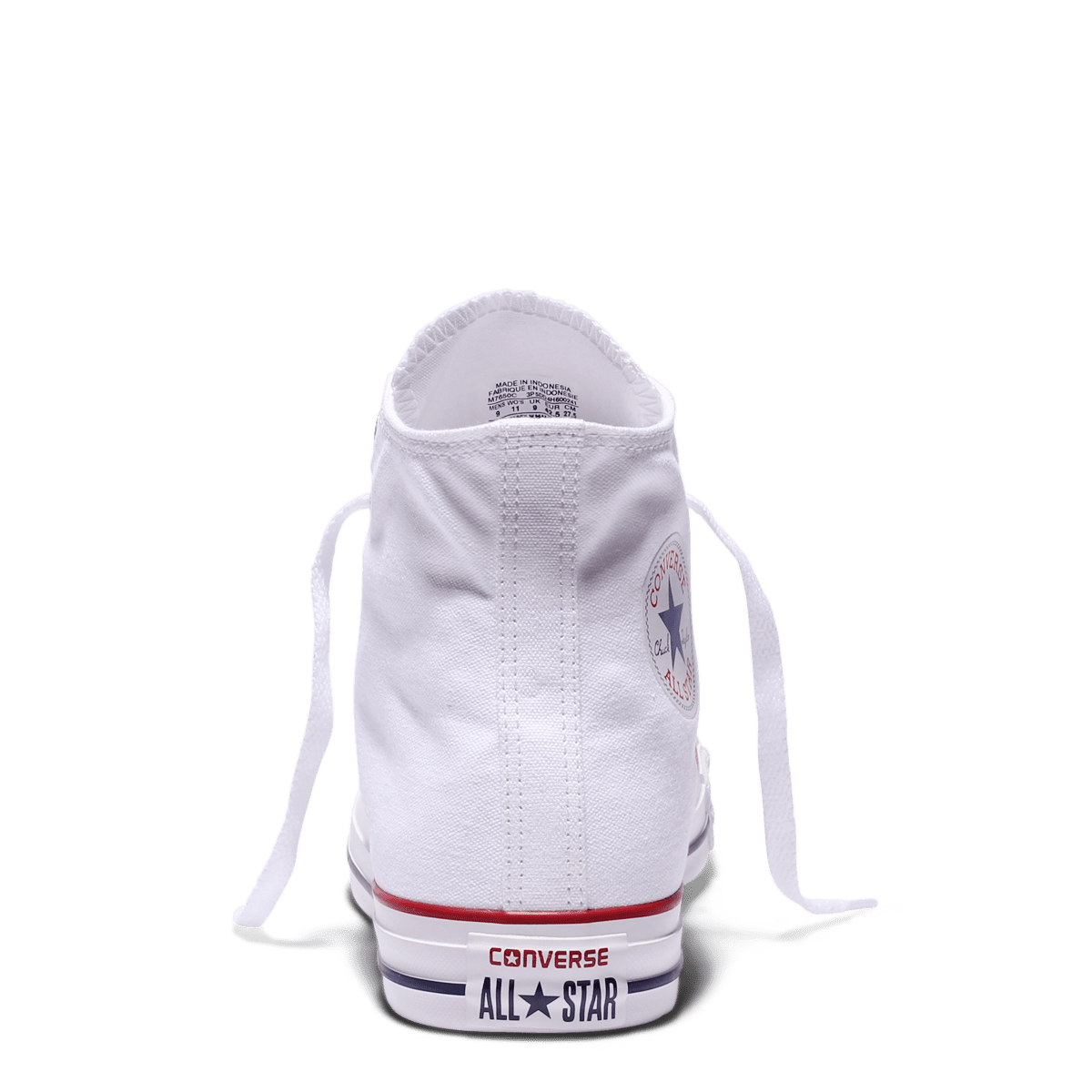 CONVERSE CHUCK TAYLOR  ALL STAR HIGH TOP WHITE