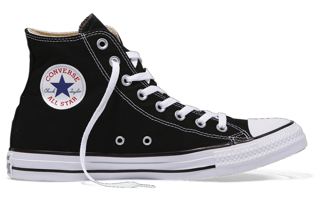 reputable site 7629b 4c715 CONVERSE CHUCK TAYLOR ALL STAR HIGH TOP BLACK