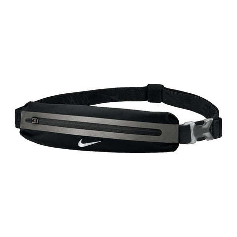 NIKE SLIM RUNNING BLACK WAISTPACK