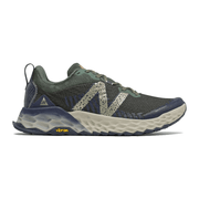 NEW BALANCE MEN'S FRESH FOAM HIERRO V6 GREEN/BLUE RUNNING SHOES