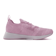 PUMA WOMEN'S FLYER RUNNER KNIT ROSE DUSTY PINK SHOES
