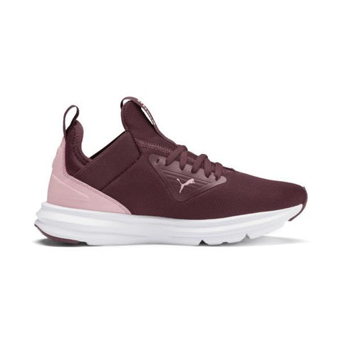 PUMA JUNIOR ENZO BETA SHINE ROSE WINE SNEAKERS