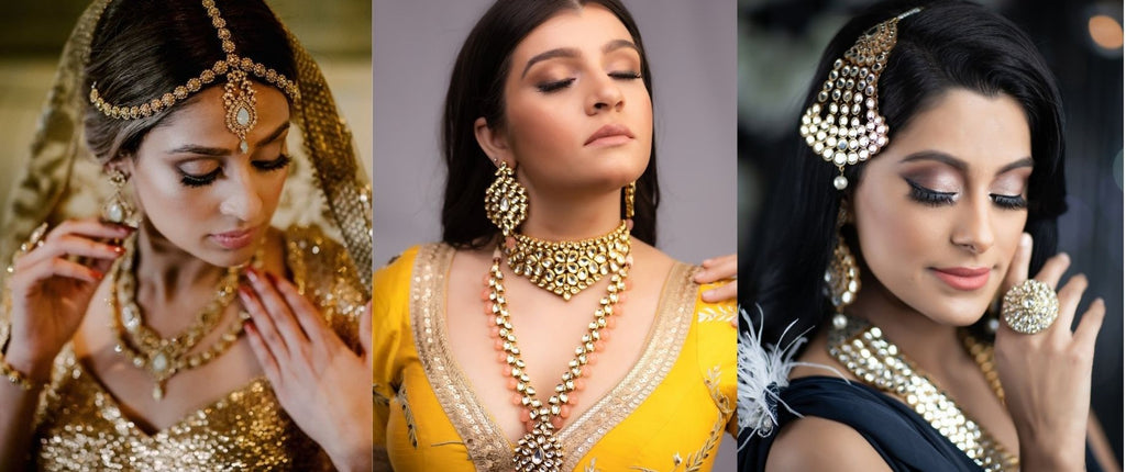 Minimal Jewelry is the New Normal for Modern Indian Brides and Here is Why