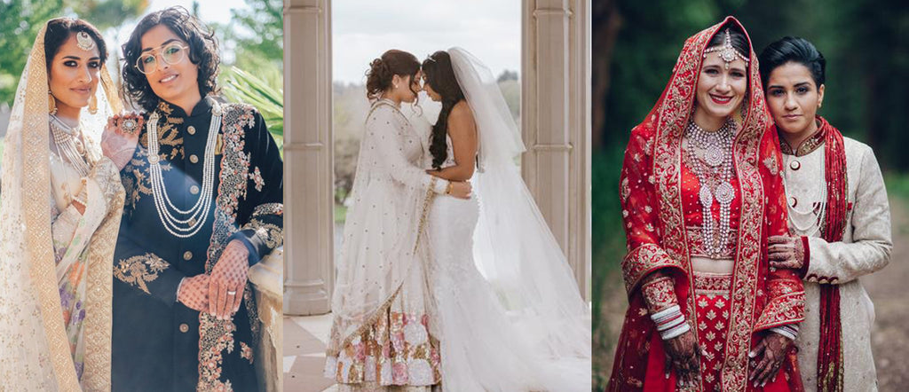 30+ Stunning Wedding Outfit Ideas for an Indian LGBTQIA Wedding: Unique and Elegant