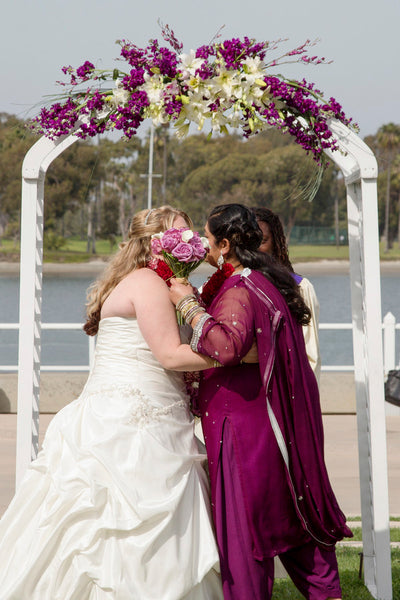 Same sex dress ideas multicultural