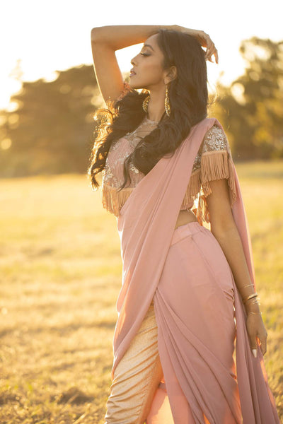 Saree pants - modern approach to ethnic Indian wear