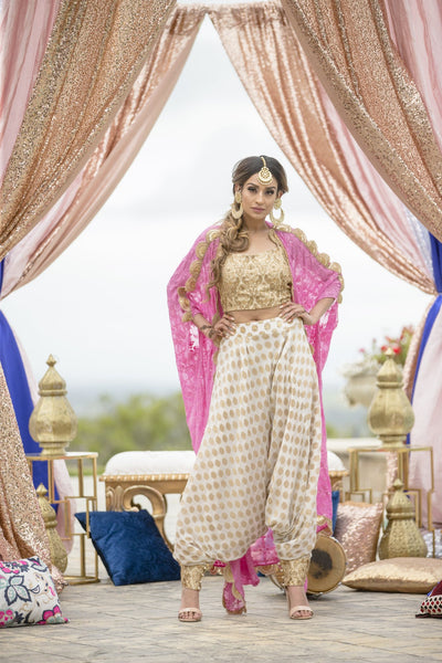 Indian fashion to fight racism & hate crime