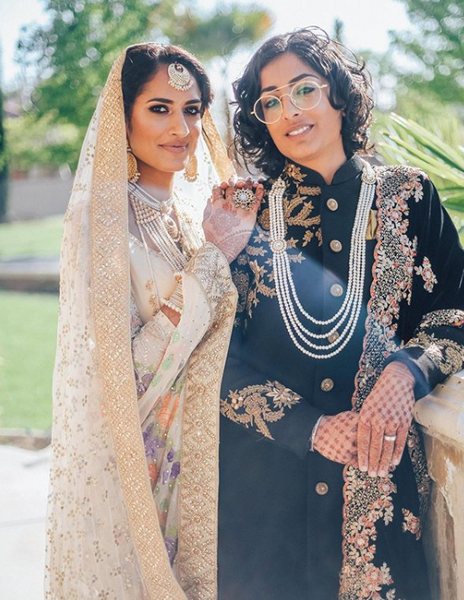 Indian LGBT Wedding