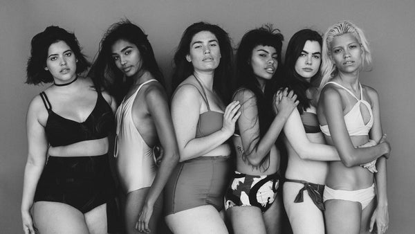 Body positivity (all shapes and sizes)
