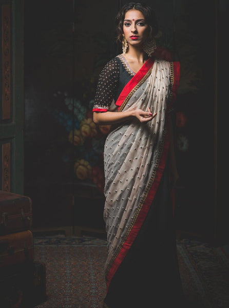 Embrace Indian Saree to fight Asian Hate crimes