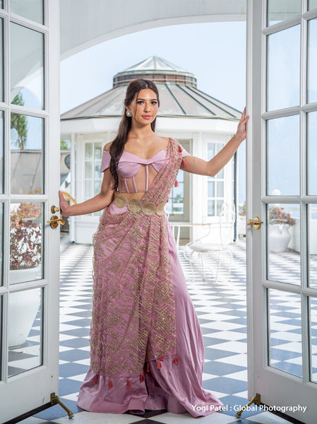 Corset for Mehendi outfit 2021