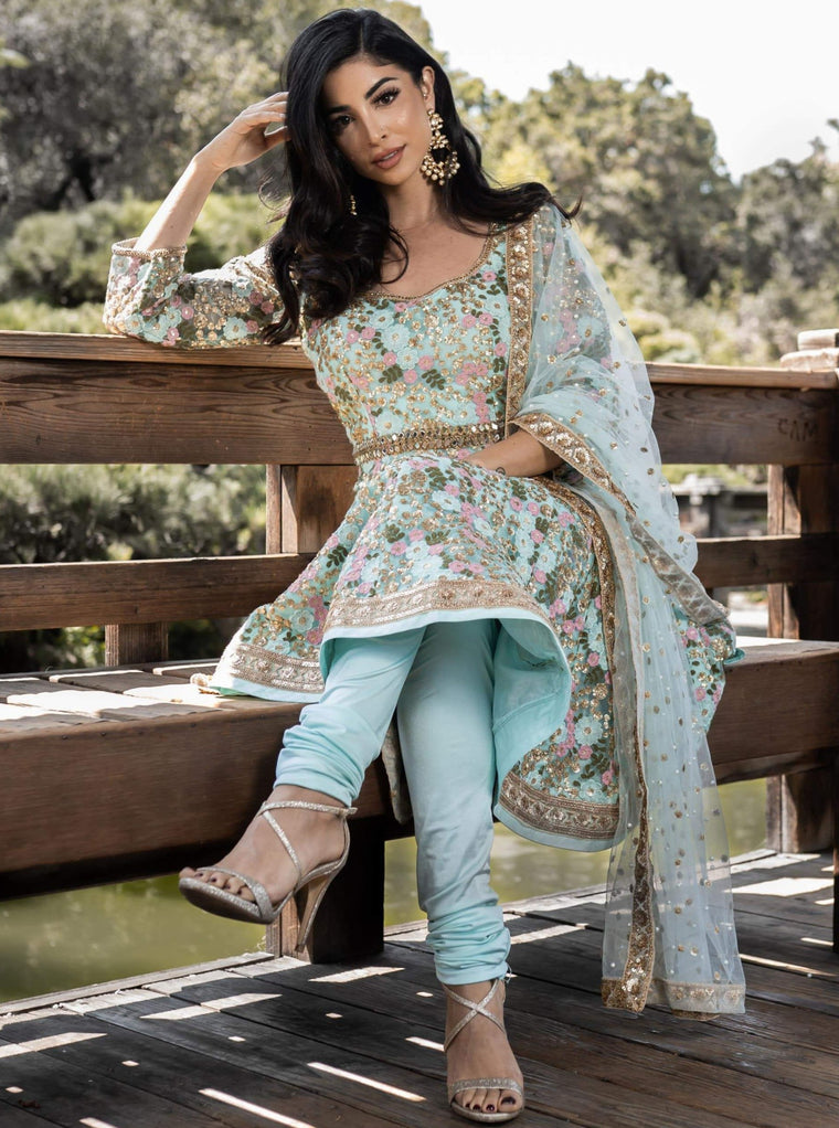 Suroor Anarkali Suit