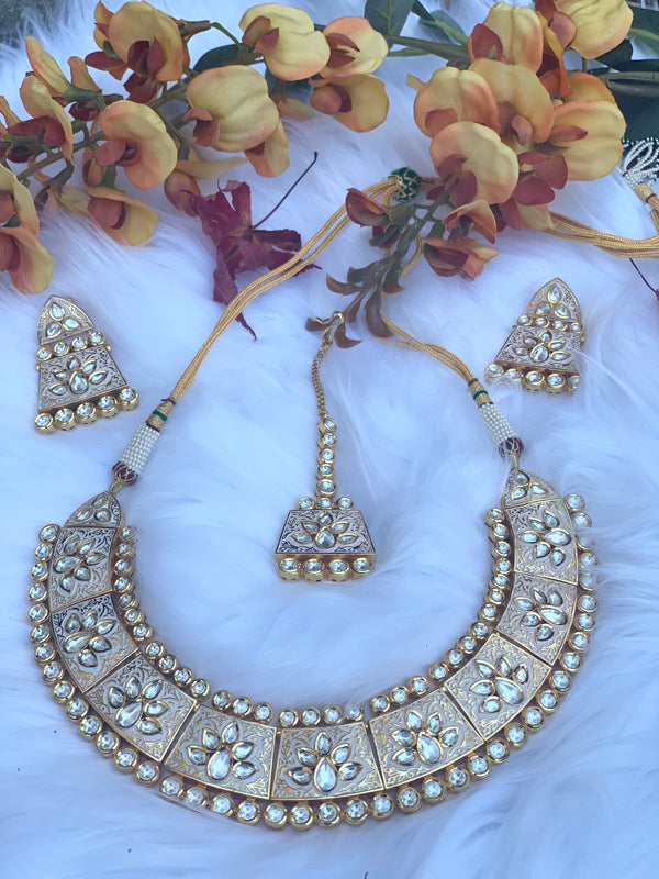 Samara Necklace Set - bAnuDesigns