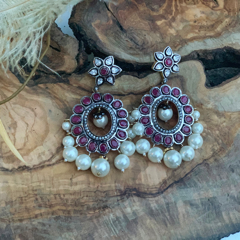 Amorita Earrings - bAnuDesigns