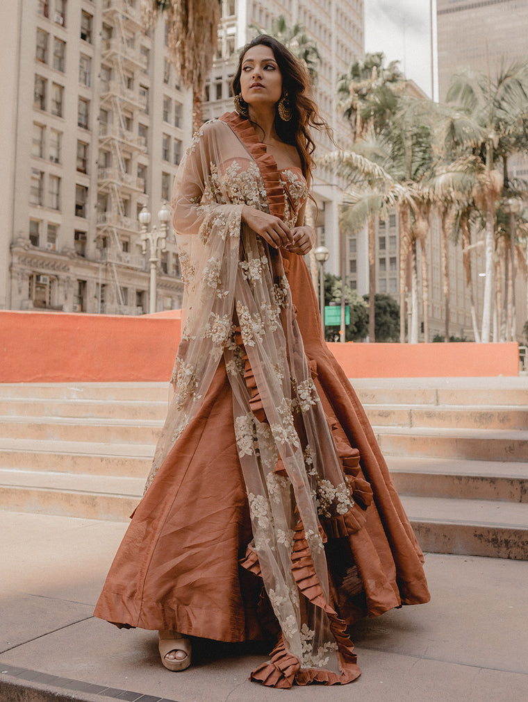 Bella Lengha - bAnuDesigns