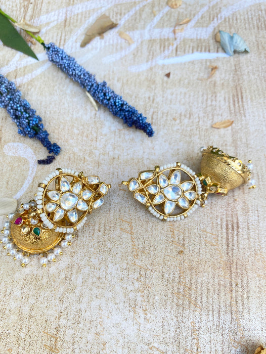 Chanda Earrings - bAnuDesigns