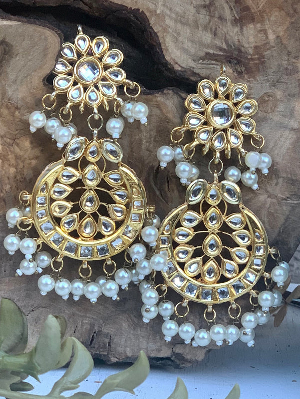 Devi Earrings - bAnuDesigns