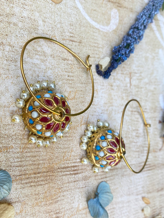 Ella Earrings - bAnuDesigns