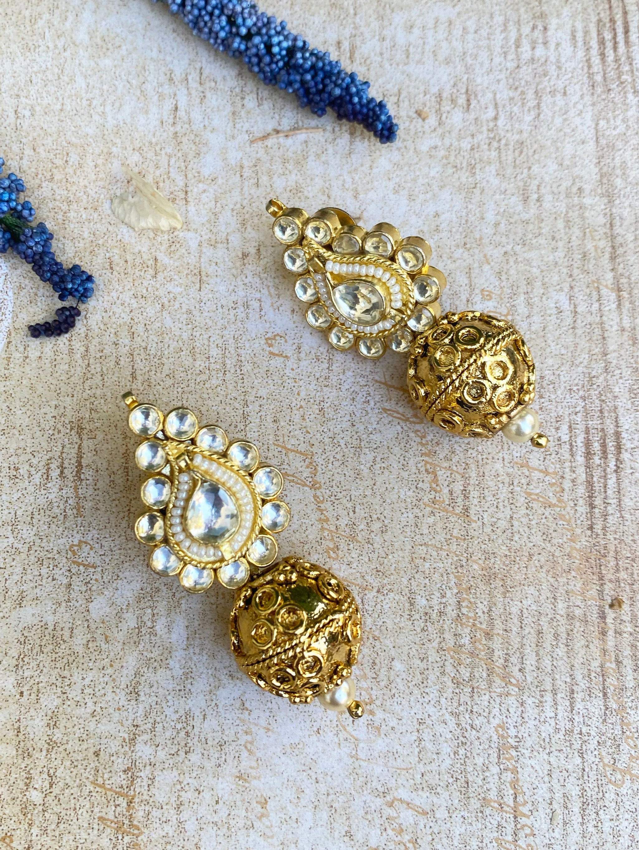 Eve Earrings - bAnuDesigns