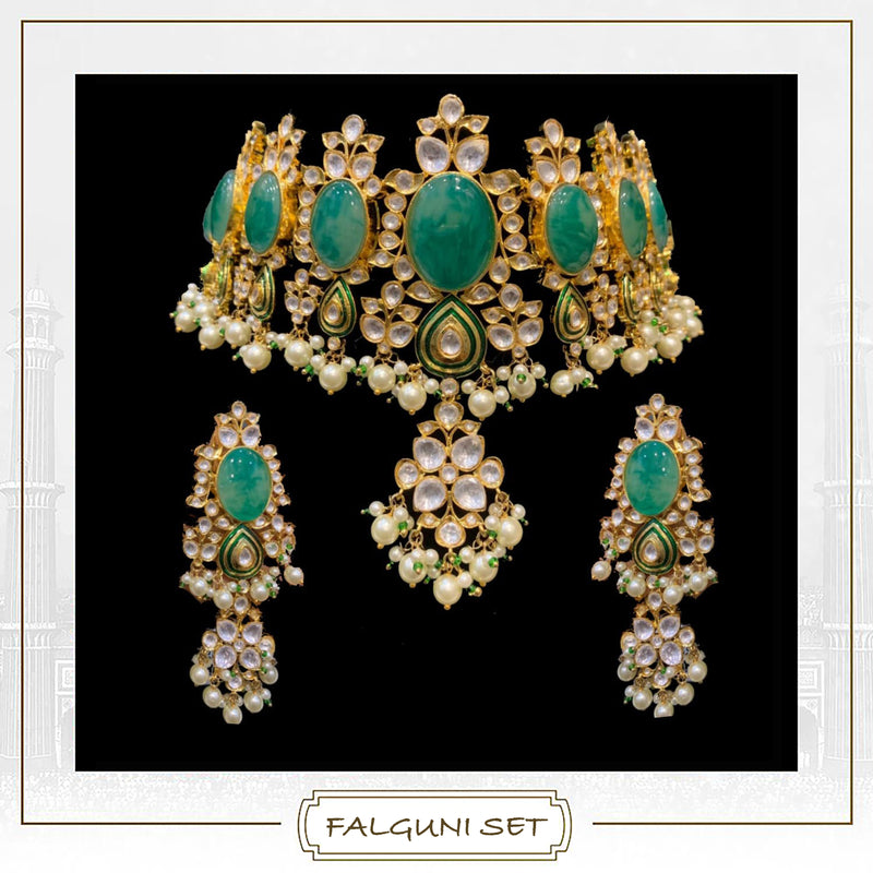 Falguni Set - bAnuDesigns