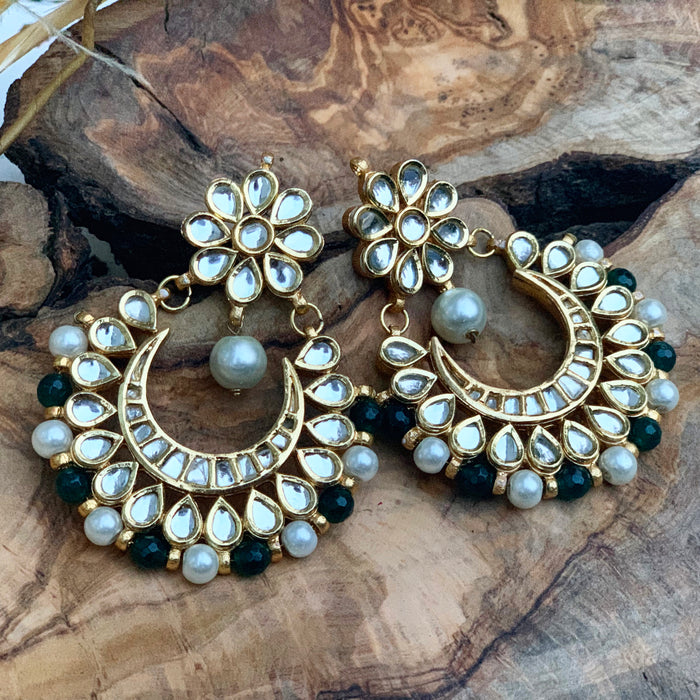 Hasani Earrings - bAnuDesigns