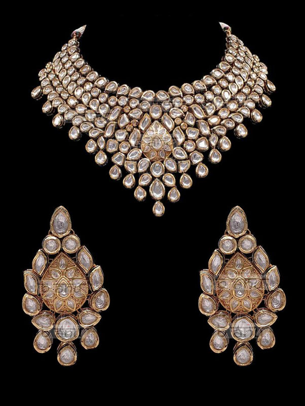 Mendhika Polki Set - bAnuDesigns
