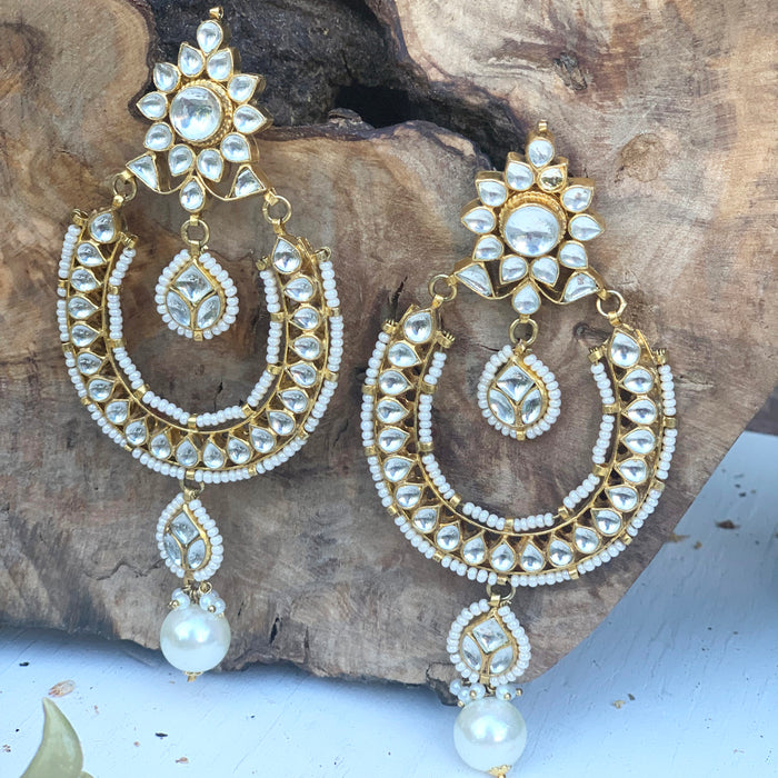 Nitara Earrings - bAnuDesigns