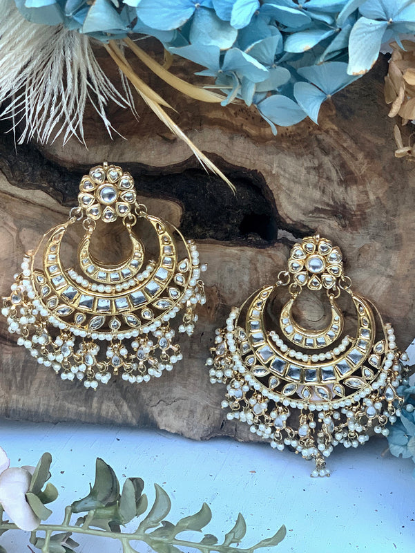 Padmavati Earrings - bAnuDesigns