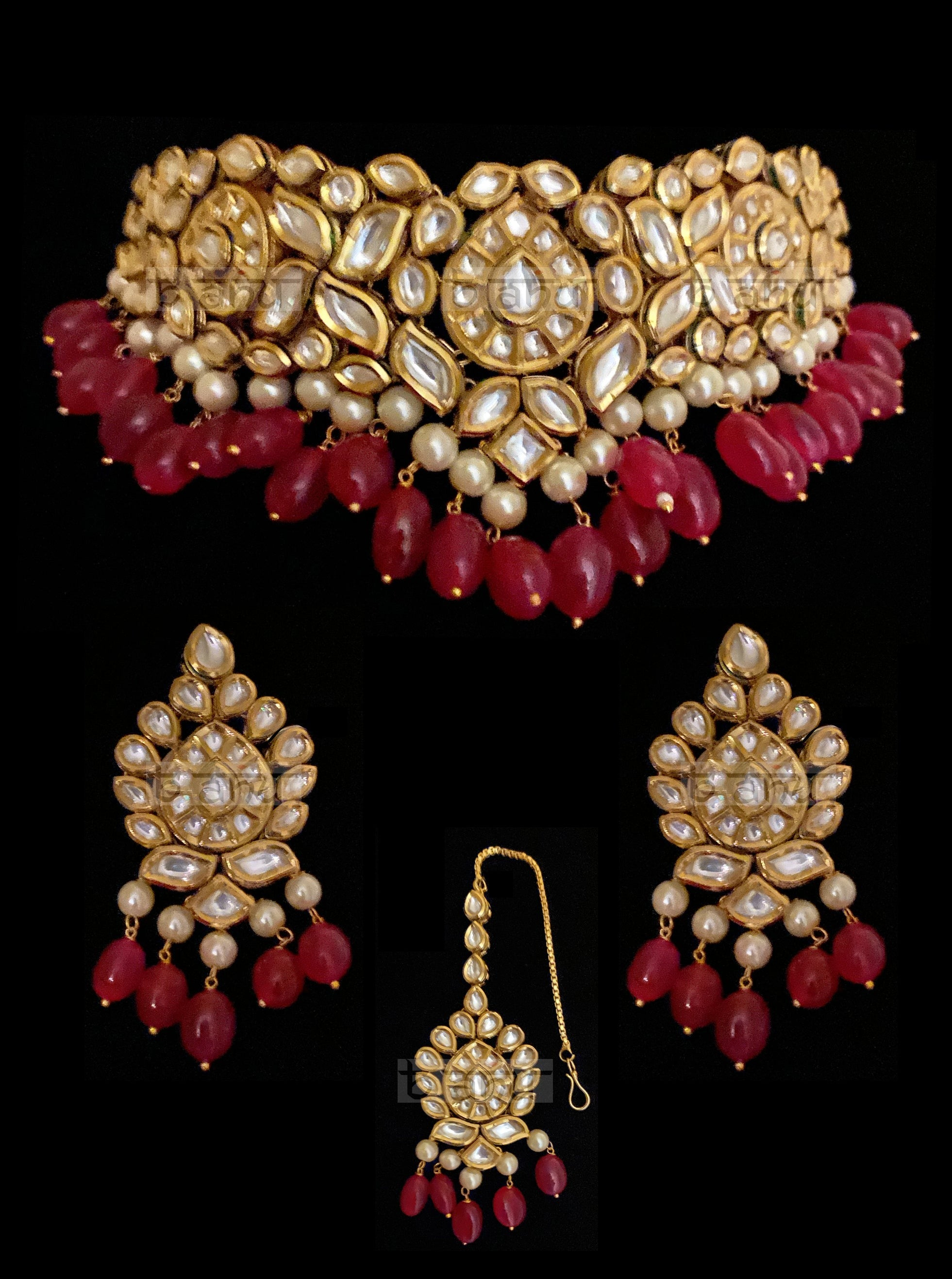 Punjabi Set - bAnuDesigns