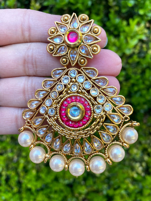 Sadaf Earrings - bAnuDesigns