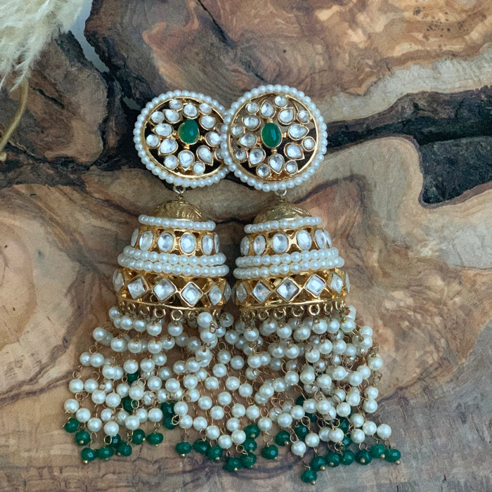 Simi Earrings - bAnuDesigns