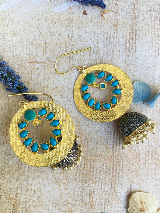 Svana Earrings - bAnuDesigns