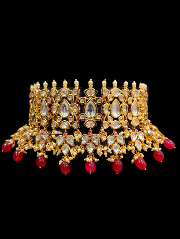 Tabeer Kundan Set - bAnuDesigns